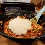 いかれたヌードル フィッシュトンズ - 香格里拉麻婆つけ麺-ライスダイブ