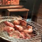 ホルモンちくりん - 料理写真:料理