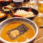 三田製麺所 - お腹空いたぁ〜( ̄∀ ̄)いただきます!