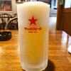 マーサーズキッチン - ドリンク写真:キンキンに冷えた生ビール