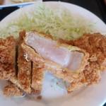理尾レストラン - 三元豚 2019.5月