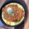 グリーンハウス - 料理写真:鉄板ナポリタン (赤ウインナーじゃない) 780円税抜