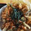 漁師食堂 - 料理写真:かき揚げ丼