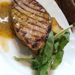 グリーンハウス - グリーンハウスランチ肉 選択  980円税抜 ポークソテーマスタードソース
