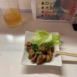 昼呑み処 酒恋 - 鶏煮つけ