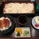 風流うどん・そば料理 歌行燈  名鉄店 - 料理写真: