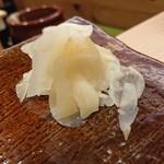 鮨 歴々 - ガリあっぷ♪