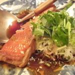 松 - 金目鯛の煮付け¥1200