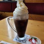コメダ珈琲店 - クリームコーヒー