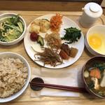 のどか - 料理写真:たまごかけご飯セット@1,100円