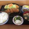 とんかつ常楽 - 料理写真:ヒレカツ定食