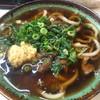 久野 - 料理写真:肉うどん 小
