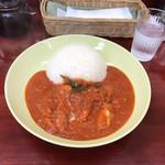 Sido - 料理写真:チキンカレー  850円