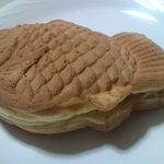 横浜くりこ庵  - ストロベリーチーズクリーム