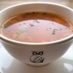 107181395 - 本日のスープ ミネストローネの器