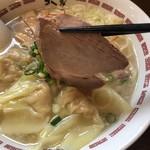 麺房大喜 - 焼豚