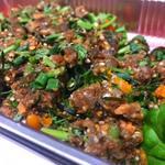 ノンカイ・レストラン - ラープパラーマグロ(テイクアウト)