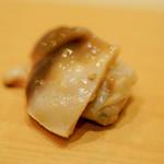 鮨 なんば - ほっき貝