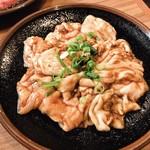 炭火焼肉ホルモン 七輪坂井 - とんちゃん