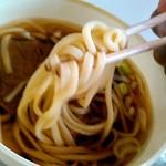 ドライブイン七輿 - 麺リフト