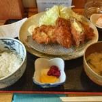 きよし - Cランチ(990円)