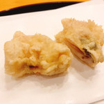 天ぷら 車 - 蛤