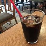 オキ オキ カフェ - アイスコーヒー L 360円