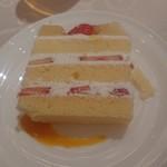 JRホテルクレメント高松 - ウェディングケーキ
