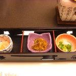 緑亭 - 料理写真:日本海珍味