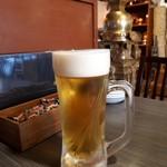 107200438 - 生ビールは450円ぽっきりです