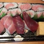 寿司割烹 すし将 - 鮪づくし