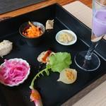 畑のキッチン orto - 料理写真:前菜いろいろ