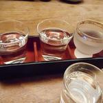 月の蔵人 - 利き酒セット