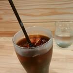 もちの木食堂 - アイスコーヒー
