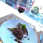 Vino&Ristorante CONNESSO - 特選牛ヒレ肉の炭火焼き