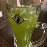 やきとん 筑前屋 - 緑茶