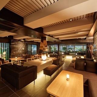 3階の「LOUNGFLOOR」で各種貸切パーティー承ります。