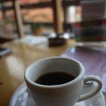 珈琲浪漫 - ブレンドコーヒーです