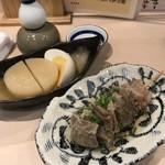 おでんと日本酒 卸 - 料理写真: