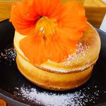 アールカフェ - 米粉のパンケーキ