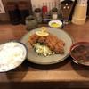 かつ平 - 料理写真:ロースカツ定食