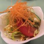 ガンジ - サラダ