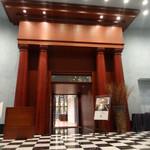 Red&Black SteakHouse  - 2階フロアから店内への入り口