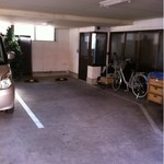 蔵の木 - 1F駐車場