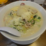 珍来 - 生姜豆乳タンメン \780