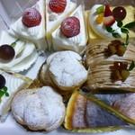 菓子工房 あさの - 料理写真: