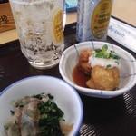 東新宿食堂 - 選び方次第で本気ダイエットも可能?社食に欲しい・・お酒もいただけるしねw