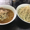 ラーメン二郎 - 料理写真:ごま味つけ麺、麺の丼がつけダレより大きい