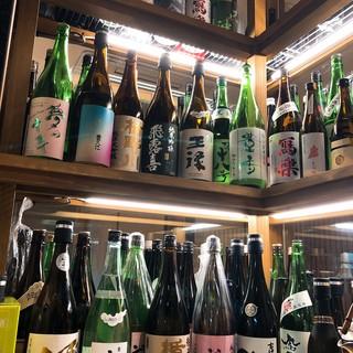 こだわりの日本酒おすすめ