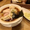 むぎとオリーブ - 料理写真:鶏SOBA. 味玉、ネギトッピング。